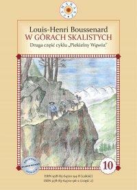 Piekielny Wąwóz. Część II. W Górach Skalistych - Louis-Henri Boussenard - ebook
