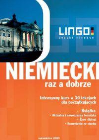 Niemiecki raz a dobrze. Intensywny kurs w 30 lekcjach dla początkujących - Tomasz Sielecki - ebook