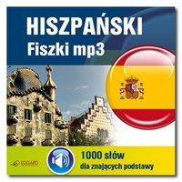 Hiszpański fiszki. 1000 słówek dla znających podstawy