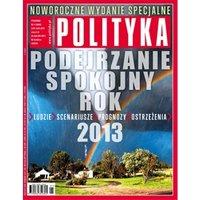AudioPolityka Nr 1 z 2 stycznia 2013