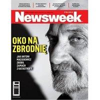 Newsweek do słuchania nr 15 z 08.04.2013