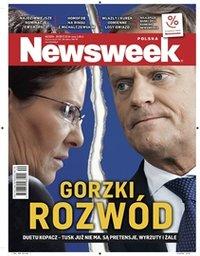 Newsweek do słuchania nr 40 z 29.09.2014