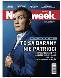 Newsweek do słuchania nr 50 z 08.12.2014