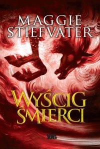 Wyścig śmierci - Maggie Stiefvater - ebook