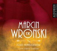 Czas Herkulesów - Marcin Wroński - audiobook