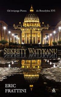 Sekrety Watykanu - Eric Frattini - ebook