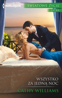 Wszystko za jedną noc - Cathy Williams - ebook