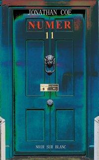 Numer 11 - Jonathan Coe - ebook