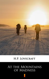 At the Mountains of Madness - H.P. Lovecraft - ebook