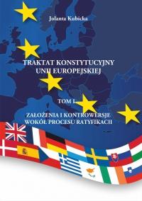 Traktat konstytucyjny Unii Europejskiej  Tom I