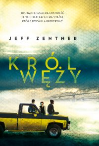 Król węży - Jeff Zenter - ebook