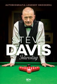 Steve Davis. Interesting. Autobiografia legendy snookera