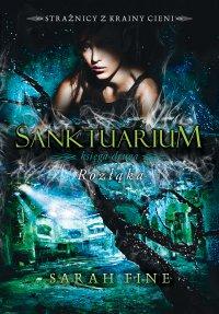 Sanktuarium 2. Rozłąka - Sarah Fine - ebook