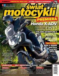 Świat Motocykli 5/2017 - Opracowanie zbiorowe - eprasa