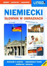 Niemiecki. Słownik w obrazkach. eBook - Opracowanie zbiorowe - ebook
