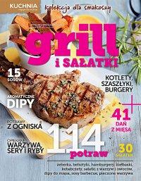 Kuchnia. Kolekcja dla smakoszy 2/2017 Grill i sałatki - Opracowanie zbiorowe - eprasa