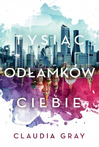 Tysiąc odłamków ciebie - Claudia Grey - ebook