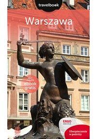 Warszawa. Travelbook. Wydanie 1 - Ewa Michalska - ebook