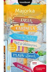 Majorka. Travelbook. Wydanie 2 - Dominika Zaręba - ebook