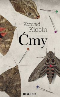 Ćmy - Konrad Kissin - ebook