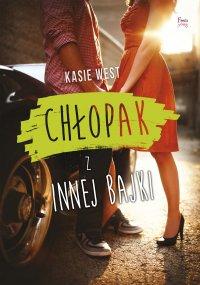 Chłopak z innej bajki - Kasie West - ebook