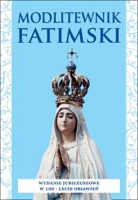 Modlitewnik fatimski - ks. Zbigniew Krzysztof Knop CM - ebook