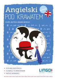 Angielski pod krawatem - Gabriela Oberda - audiobook