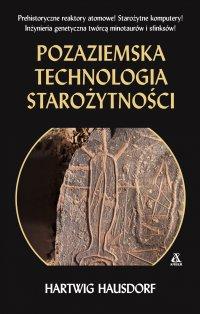Pozaziemska technologia starożytności - Hartwig Hausdorf - ebook