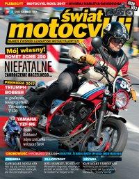 Świat Motocykli 6/2017 - Opracowanie zbiorowe - eprasa