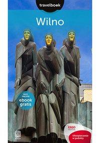 Wilno. Travelbook. Wydanie 1 - Jadwiga Rogoża - ebook