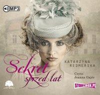 Sekret sprzed lat - Katarzyna Redmerska - audiobook