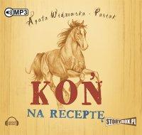 Koń na receptę - Agata Widzowska - audiobook