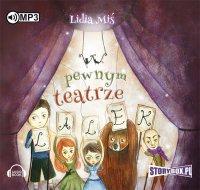 W pewnym teatrze lalek - Lidia Miś - audiobook