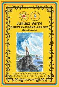 Dzieci kapitana Granta. Część 3. Ocean Spokojny - Juliusz Verne - ebook