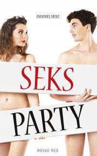 Seksparty - Emanuel Herz - ebook