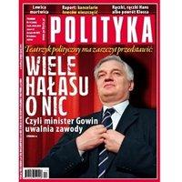 AudioPolityka Nr 11 z 14 marca 2012 roku