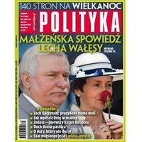 AudioPolityka Nr 14 z 4 kwietnia 2012 roku