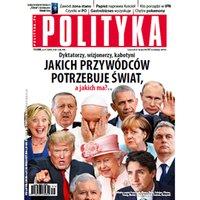 AudioPolityka Nr 31 z 27 lipca 2016