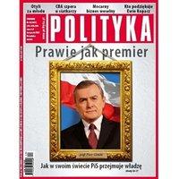 AudioPolityka Nr 40 z 3 października 2012 roku
