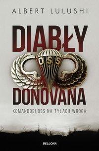 Diabły Donovana - Albert Lulushi - ebook