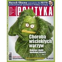 AudioPolityka Nr 24 z 8 czerwca 2011 roku