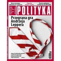 AudioPolityka Nr 33 z 10 sierpnia 2011 roku