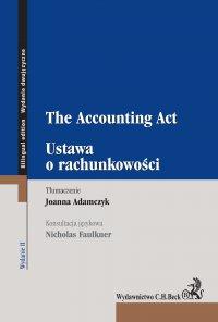 Ustawa o rachunkowości. The Accounting Act - Joanna Adamczyk - ebook