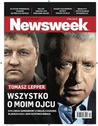 Newsweek do słuchania nr 44 z 27.10.2014