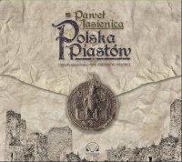 Polska Piastów - Paweł Jasienica - audiobook