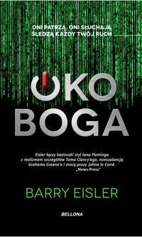 Oko Boga - Barry Eisler - ebook