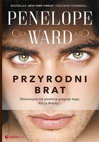 Przyrodni brat - Penelope Ward - ebook