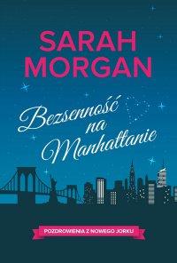 Bezsenność na Manhattanie - Sarah Morgan - ebook