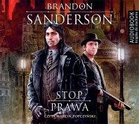 Stop prawa - Brandon Sanderson - audiobook