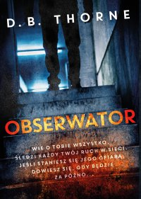 Obserwator - D.B. Thorne - ebook